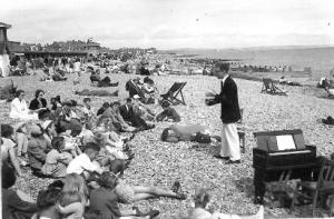 7._Teaching_at_a_beach_mission_Worthing_1966_-411x271